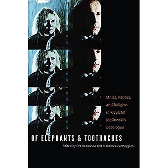 Elefantit ja hammassärky: Etiikka, politiikka ja uskonto Krzysztof Kieslowski's 'Decalogue'