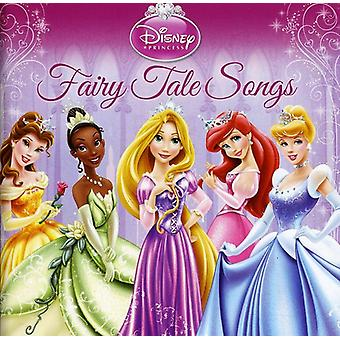 Disney - Disney Princess : chansons de conte de fées [CD] USA import