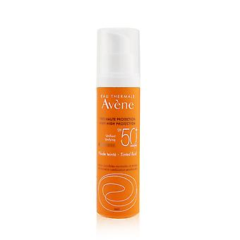 Very high protection unifying tinted fluid spf 50+ for normal to combination sensitive skin 258410 50ml/1.7oz