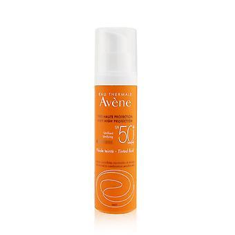 Protection très élevée unifiant le fps de fluide teinté 50+ pour la peau normale à la combinaison sensible 258410 50ml/1.7oz
