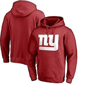 New York Giants Løs Hettegenser Topper WYK045