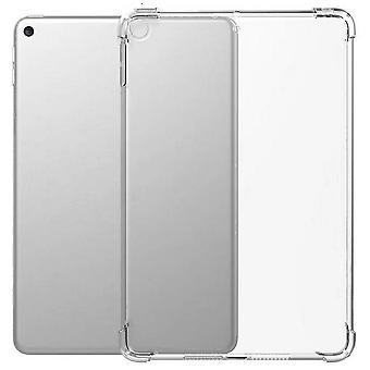 Til iPad 10,2 tommer klart etui TPU Lysbeskyttende cover