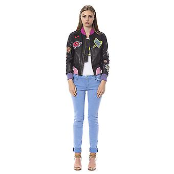Trussardi Jeans K Black Jackets & Coat