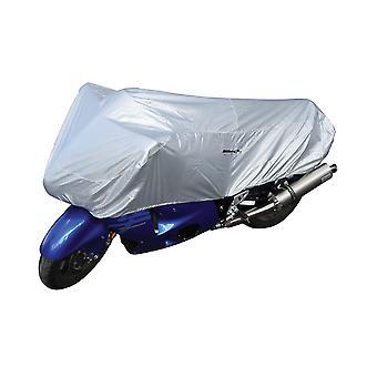 Bike It Motorcykel Toppskydd - Silver - Medium passar upp till 600cc