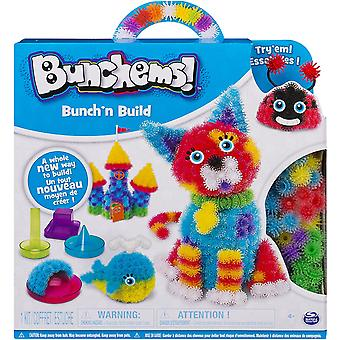 Spinmaster - bunchem's bunch n' build
