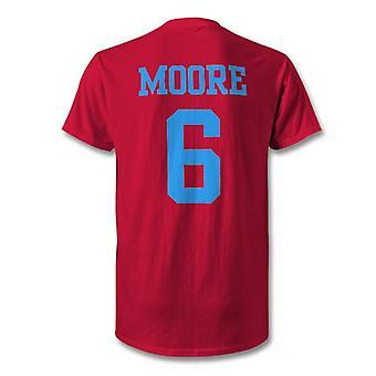 Bobby Moore West Ham Legend Kids Hero T-Shirt