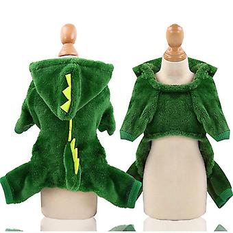 Soft Warm Pet Dog Jumpsuits Clothing For Dogs Pajamas