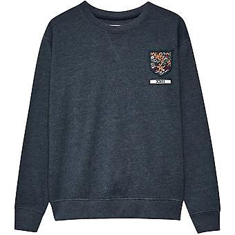 Jack Wills Finch Boyfriend Crew Neck Sweatshirt