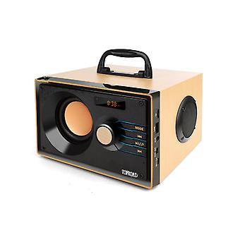 Portable Bluetooth Speakers, Wireless Big Power, Fm Radio, Outdoor Stereo