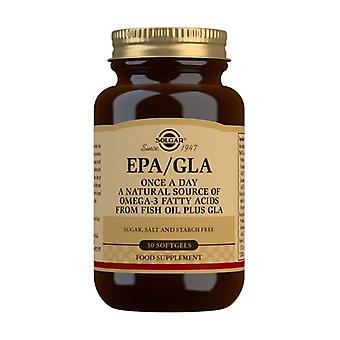 EPA - GLA 30 softgels