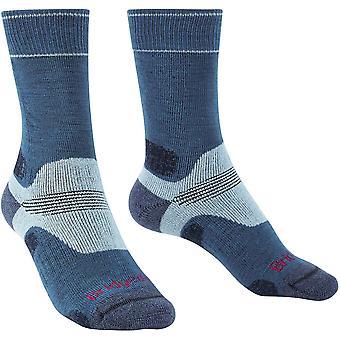Bridgedale HIKE medio merino rendimiento bota calcetines originales para mujer