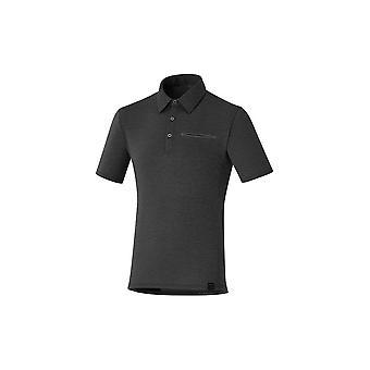 Shimano Clothing T-shirt - Mens Transit Polo