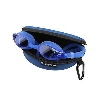 Simply Swim Premium Swim Goggle Case