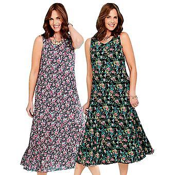 Amber Ladies Reversible Dress