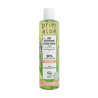 Ultra gentle cleansing jelly Aloe vera 90% BIO 250 ml of gel