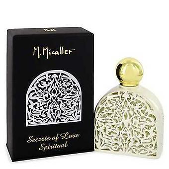 Secrets Of Love Spiritual By M. Micallef Eau De Parfum Spray 2.5 Oz (women) V728-545561