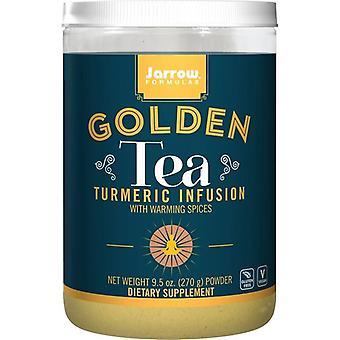 נוסחאות Jarrow עירוי כורכום תה זהוב 270g
