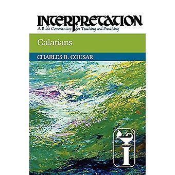 Gálatas - Interpretação por Charles B. Cousar - 9780664238728 Livro