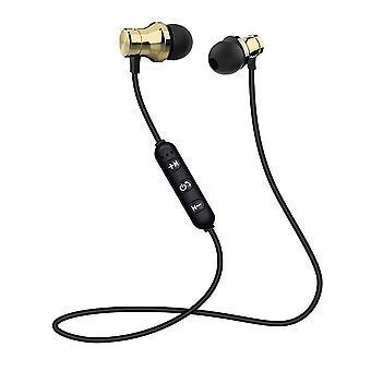 New Wireless Bluetooth Earphones, Sports Universal Headphones