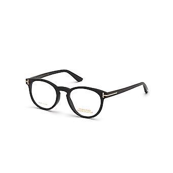 Tom Ford Kolekcja Prywatna TF5721-P 063 Czarne okulary róg