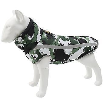 Pet câine vesta salopeta impermeabil tesatura pelerina de ploaie pentru câini animale de companie cald haina mantie câine pisică chihuahua noapte reflecție jacheta