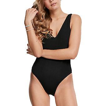 الحضري الكلاسيكية السيدات - كرينكل الساق العالية ملابس السباحة بيكيني
