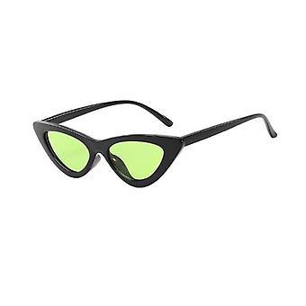 רטרו חתול עין משקפי שמש נשים סקסיות רטרו חתול משקפי שמש מותג מעצב משקפי צבע נקבה