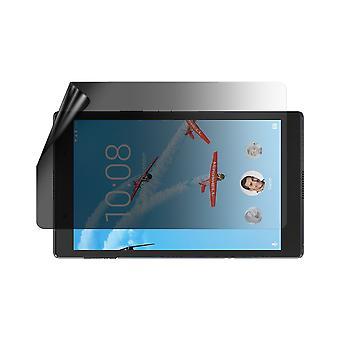 Celicious Privacy Lite 2-Way Anti-Glare Anti-Spy Filter Screen Protector Film Compatible with Lenovo Tab 4 8