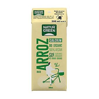 Rice + Calcium Mini Drink Bio 200 ml