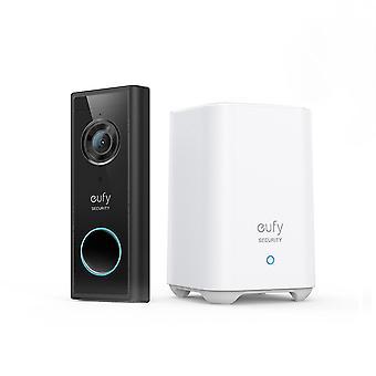Video Doorbell 2K (Battery-Powered)