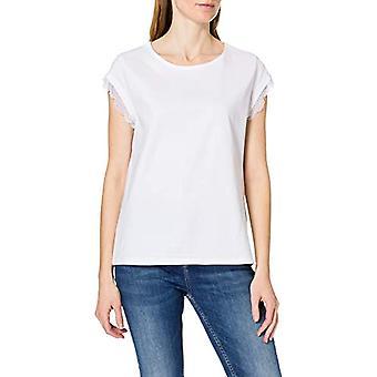 edc by Esprit 031CC1K335 T-Shirt, 100/white, L Woman