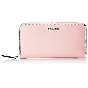 Calvin Klein Z / A Wallet LG, Tilbehør Kvinders Travel Tegnebøger, Lilla, One Size (1)