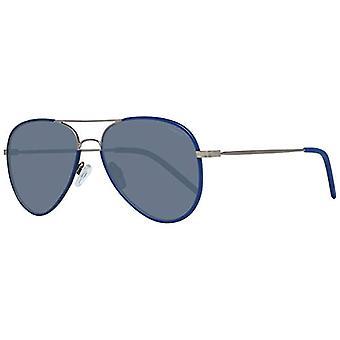 Polaroid PLD 1020/S C3 R81 56 Sonnenbrille, Grau (Smtt Ruthen/Grey Pz), Unisex-Erwachsene