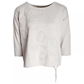 Oui Long Sleeve Fine Knit Jumper