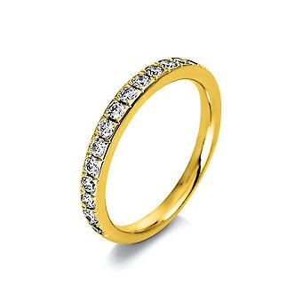 Luna Creation Promessa Ring Memoire halv 1P937G454-1 - Ringbredd: 54