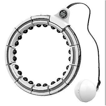 Smart spinning hula hoop thérapie magnétique perte de poids de remise en forme &ventre combustion des graisses az2779