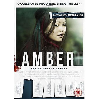 Amber - Die komplette Serie DVD
