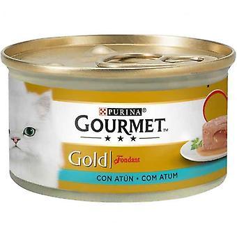 Hrană pentru pisici Purina Fondant Gold (85 g)