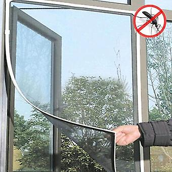 Anti-insecte Mouche Moustique Porte Fenêtre Rideau Filet Mesh Protecteur d'écran