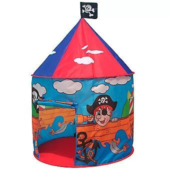Speelhuis piraten - speeltent 105 x 125 cm