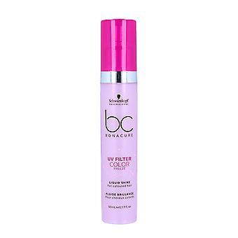 Behandlung Bonacure Ph 4.5 Color Freeze Liquid Shine Schwarzkopf Shine (50 ml)