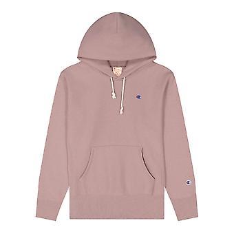 Champion C Logo Reverse Weave Hoodie 113350PS007 universelle Ganzjährige Damen Sweatshirts