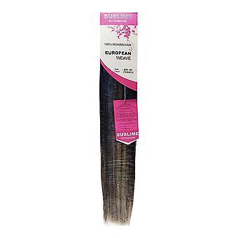 "Haarverlängerungen Extensions European Weave Diamond Girl 18"" Nº P4/8/613"