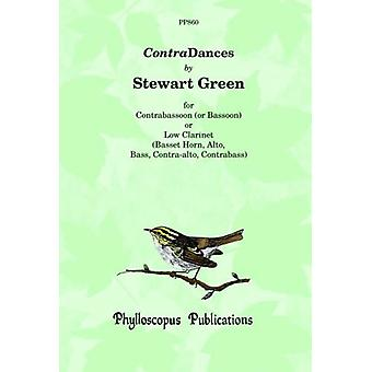 Contradances Stewart Green  BASSOON SOLO