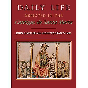 Dagligt liv avbildat i Cantigas de Santa Maria