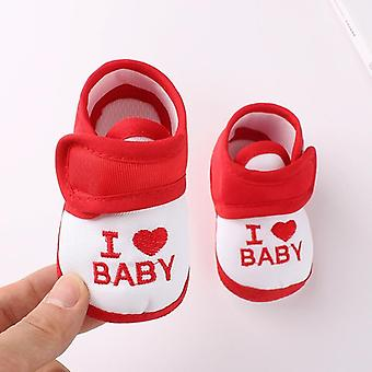 Newborn Comfortable Cotton Toddler Baby Shoes