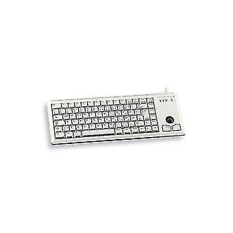 Numeric keypads g84-4400 usb qwerty uk english grey keyboard