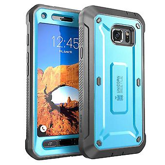 Galaxy S7 Active Case, SUPCASE, Unicorn Beetle Pro Case, Built-in Screen Protector, Samsung Galaxy S7 Active-Blue/Black