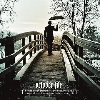 October File - Application of Loneliness Ignorance [Vinyl] USA import