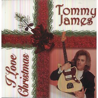 トミー ・ ジェイムス - 私は愛のクリスマス [ビニール] USA 輸入